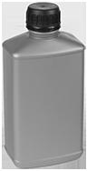 EURO metal silver