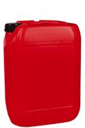 Crosspack red